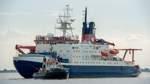 """""""Mosaic""""-Expedition endet nach einem Jahr in der Arktis"""