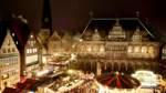 Großes Interesse am Bremer Weihnachtsmarkt