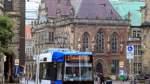 Bremen bewirbt sich nicht für 365-Euro-Tickets