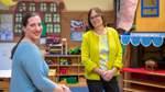Neue Leiterin im Kindergarten Emtinghausen