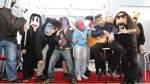 Maskenbau für erstes Rap-Musical