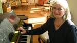 Die erste Liebe ist das Klavier