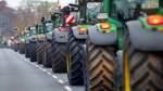 Traktoren tuckern nach Bremen