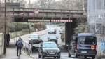 Breitere und höhere Durchfahrt für neue Eisenbahnbrücke in Vegesack