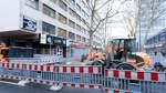 Umbau der Bremer Discomeile geht weiter