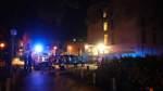 Brand in Nebengebäude von Bremer Klinik