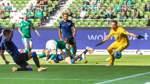 Werder verpatzt den Bundesliga-Auftakt