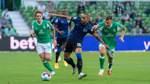 1:4 - Werder gegen Hertha klar unterlegen
