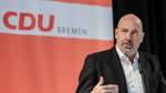 Bremer CDU-Vorsitzender Meyer-Heder mit großer Mehrheit bestätigt
