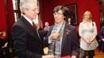 Bundesverdienstkreuz für Gertrud Overbeck