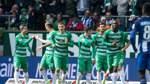 Der Werder-Express nach Europa