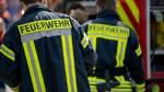 Großaufgebot der Feuerwehr in Achim-Baden im Einsatz