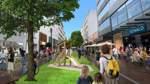 CDU setzt auf eine grüne Fußgängerzone