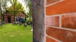 Am Spieker vorbeigelinst: Im Garten des Cafés wird am Sonntag der zehnte Geburtstag gefeiert.