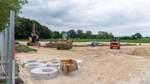 Vorarbeiten für Bau der Park&Ride-Anlage
