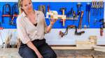 Luise Lübke leitet Deutschlands einzige Architekturschule in Bremen