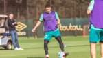 Veljkovic und Kapino wieder im Training