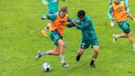 Beinharter Konkurrenzkampf bei Werder