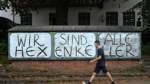 Syrische Familie verliert bei Anschlag in Gnarrenburg Existenz