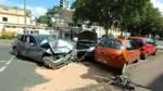 Unfall auf Oslebshauser Heerstraße - eine Stunde Vollsperrung