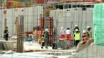 Person stirbt nach Betriebsunfall auf Baustelle in der Überseestadt