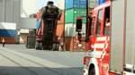 Leichtverletzter bei Betriebsunfall im Bremer Holzhafen