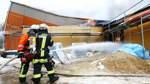 Verdener Turnhalle brennt völlig ab