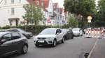 Verkehrschaos in der Emmastraße