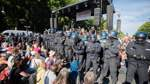 Gericht erlaubt auch Demonstrationszug in Berlin