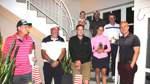 Gäste räumen beim Verdener Golfmarathon Preise ab