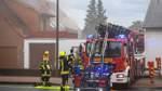 Wohnungsbrand in Uphusen