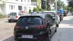 Aufgesetztes Parken weiterhin Thema in Schwachhausen