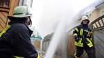 Feuerwehr-Großeinsatz in Delmenhorst