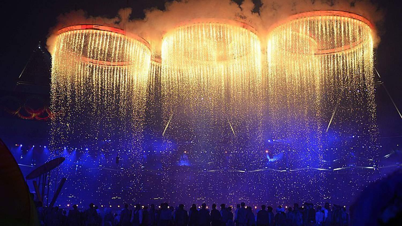 Olympia 2012 Die Eroffnungsfeier Weser Kurier