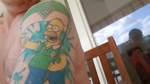 Für immer: Bremen- und Werder-Tattoos