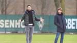 Pizarro stattet Werder Überraschungsbesuch ab
