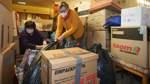Spenden für Erdbebenopfer in Kroatien