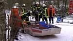 Mädchen von Cluvenhagener See gerettet