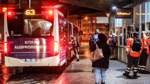 Busse und Bahnen weiter ohne Desinfektionsmittelspender unterwegs