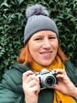 Reisen und veganes Essen sind ihre Themen: Anja Beckmann.