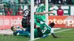 Wie Frankfurt Werder abgehängt hat