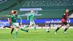 Werder Bremen bezwingt Eintracht Frankfurt mit 2:1