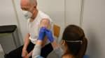 Erste Impfungen in der Osterholzer Stadthalle