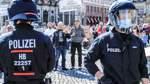 Mehr Kontrollen in der Bremer Polizei
