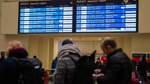 Einzelne Zugausfälle in Niedersachsen und Bremen