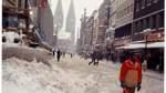 Schnee in Massen: Bremer Katastrophenwinter 1978/79
