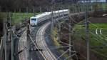 Elektrifizierung von Niedersachsens Bahnstrecken geht nur langsam voran