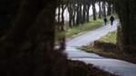 FOTOREPORTAGE - Stiller Wintertag an den Fluessen im Landkreis
