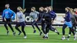 Bremer HC wieder im Training