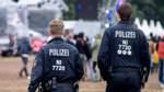 Diebesbanden sorgen für steigende Kriminalität beim Hurricane-Festival
